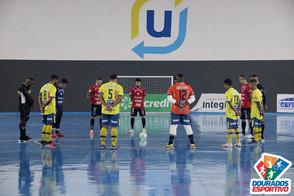 Apaefs é derrotado em casa pelo Campo Mourão em jogo da Copa Brasil Sicredi de Futsal