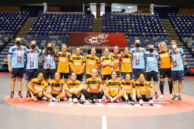 Crédito: Divulgação Rubén Burela FS - Equipe já esta em Málaga para a grande final