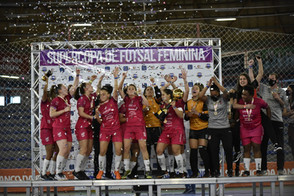 Leoas da Serra conquista o título da Supercopa de Futsal