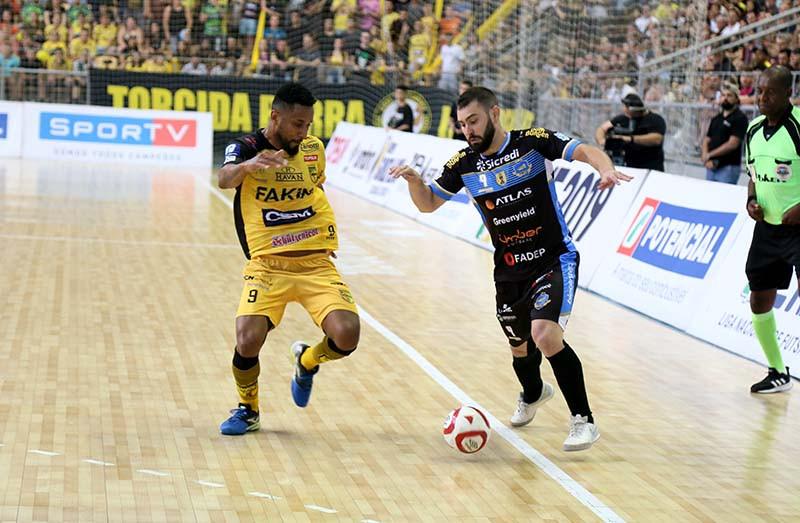 Crédito: Lucas Pavin - Time jaraguaense encara o Pato, algoz na semifinal do ano passado e atual bicampeão do torneio