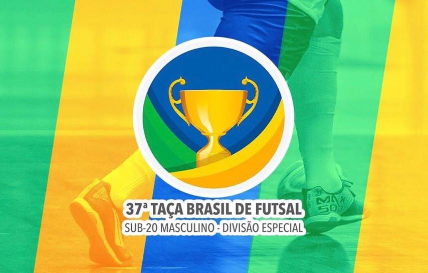 CBFS divulga grupos e tabela da 37ª Edição da Taça Brasil de Clubes Sub-20 Masculino Especial