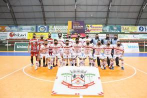 Curitibanos Futsal disputa Copa do Brasil Sicredi pela primeira vez