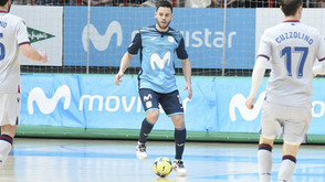 Marlon não continuará na Movistar Inter