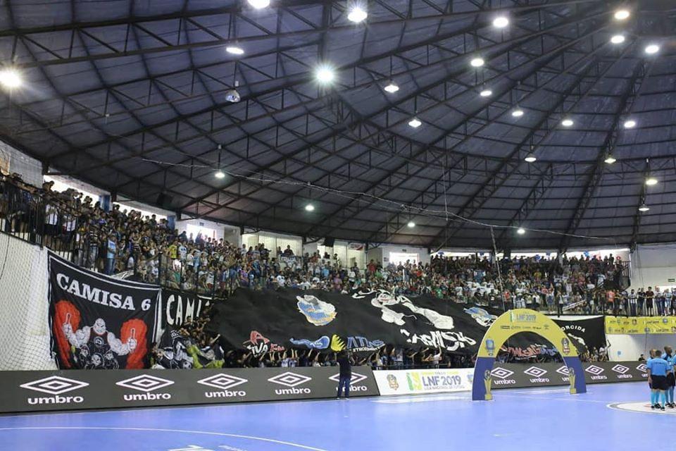 Crédito: Mauricio Moreira - Participação dos torcedores no Amigos da LNF determinará o 8º classificado no LNF Games