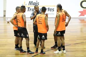 Com mira na Tríplice Coroa, Joinville participará de cinco competições em 2021
