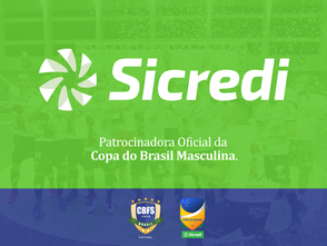 A CBFS e Sicredi renovam para 2021 o Naming Right da Copa do Brasil Sicredi