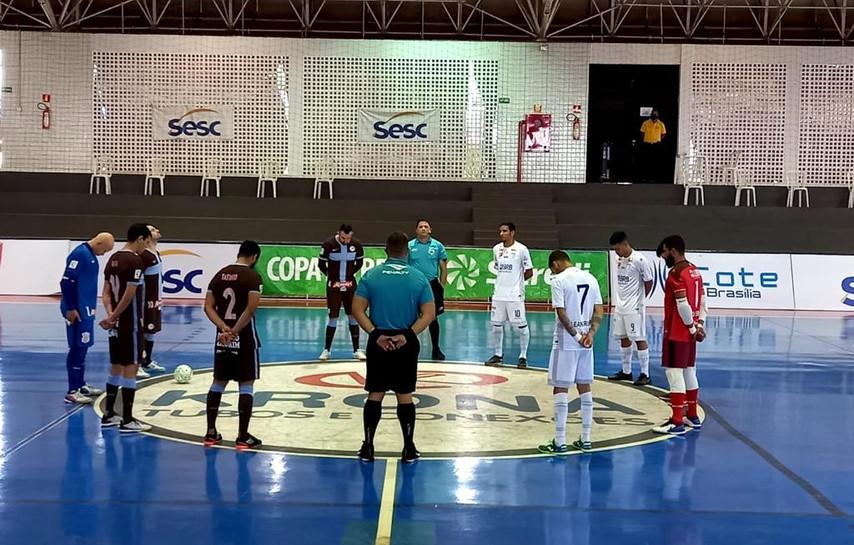 Corinthians está na semifinal da Copa do Brasil Sicredi de Futsal