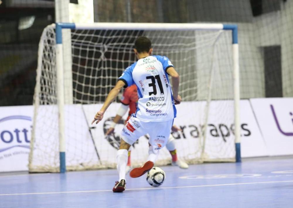 Crédito: Mauricio Moreira - Pato Futsal enfrentou o Jaraguá na 2ª rodada da Liga Nacional de Futsal 2020