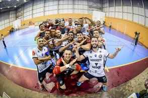 Futsal do Piauí define calendário e representante na Copa do Brasil Sicredi; estadual será em agosto