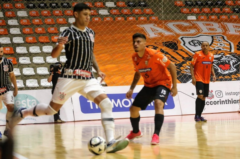 Crédito: Ulisses Castro - Guilhermão foi a Revelação da LNF 2020 e ajudou o Corinthians na caminhada até a final