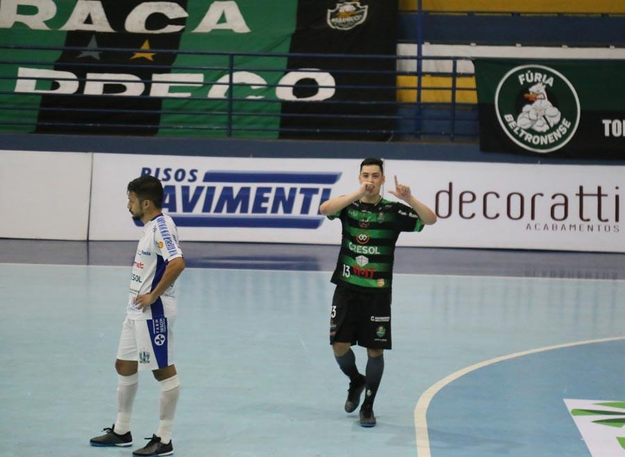 Crédito: Adolfo Pegoraro - Marreco é uma das equipes que vai atrás do título estadual no Paraná