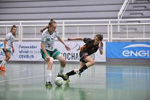 Leoas da Serra superam a rival Female na estreia da nova competição da CBFS