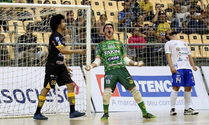Crédito: Lucas Pavin - João Neto vai para seu quarto ano consecutivo no clube