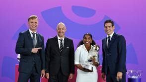 Reviva o sorteio da Copa do Mundo de Futsal