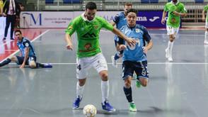 Movistar Inter se classifica para a final do playoff depois de derrotar o Palma Futsal