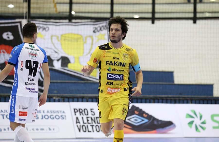 Crédito: Mauricio Moreira -Cabreúva defendeu o Jaraguá na última temporada.