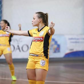 Com gol na prorrogação, Taboao Magnus vence Female e vai em busca do bicampeonato da Copa do Brasil
