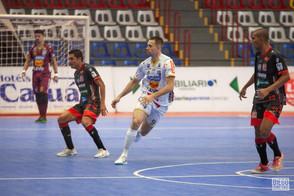 Umuarama perde a primeira na Série Ouro de Futsal