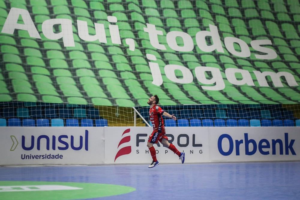 Crédito: Leonardo Hubbe - Joaçaba se despede da Taça Brasil Sicredi