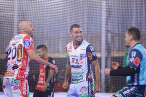 Cascavel conhece seu adversário na semifinal da Taça Brasil Sicredi de Futsal