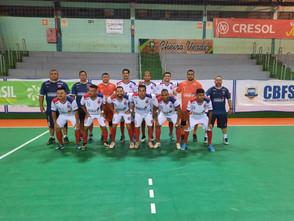 Balsas Futsal confirmado na disputa da Copa do Brasil Sicredi