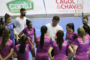 Unidep Futsal Pato Branco estreará neste sábado na Série Ouro Feminino do Paranaense