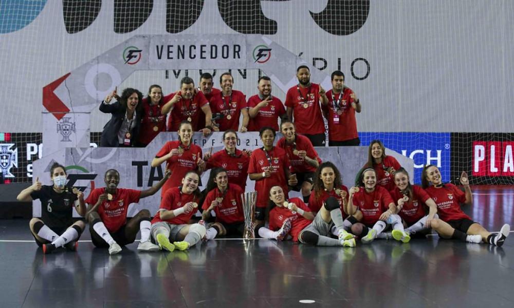 Crédito: Cátia Luís / SL Benfica