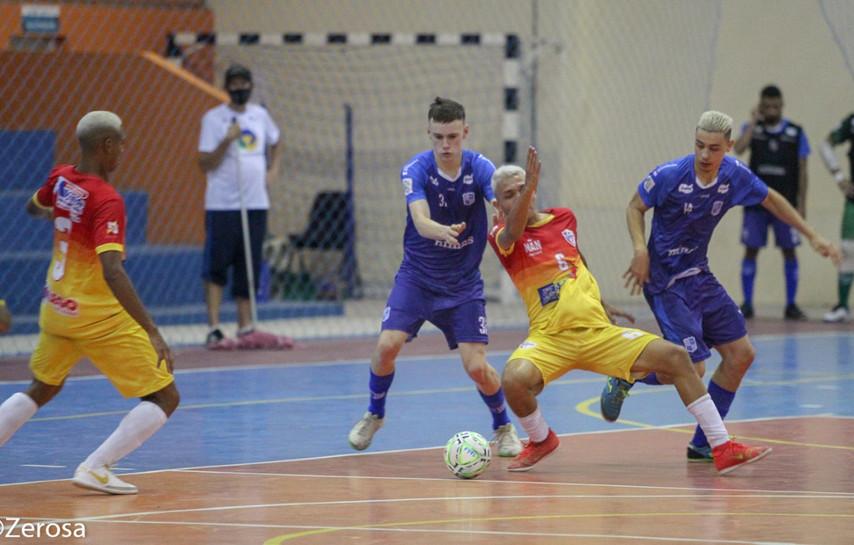 Cabrobó sofre goleada em sua estreia na Taça Brasil Sub-20