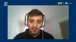Crédito: Reprodução LNFTV - João Barreto, repórter da LNFTV e TV NSports, será o apresentador do LNF Games
