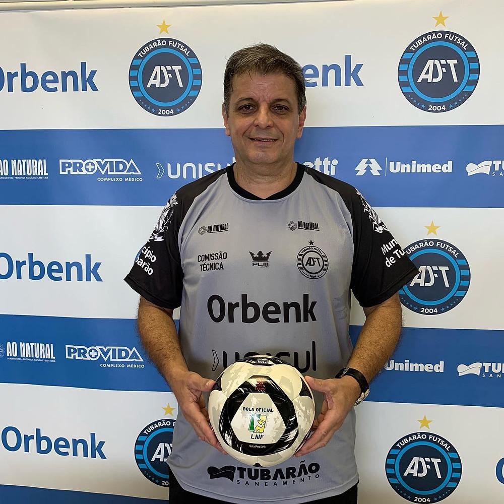 Crédito: João Duarte - Lacerda comandará a equipe na temporada 2021