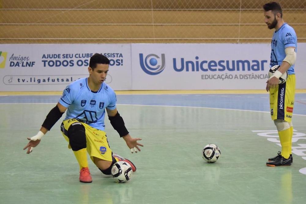 Crédito: Mauricio Moreira - Pato Futsal tem novo desafio fora de casa