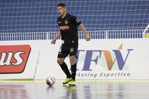 Magnus Futsal enfrenta o São Bernardo pelo Campeonato Paulista