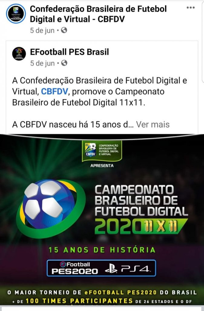 Confederação Brasileira da modalidade organiza o nacional, que tem início em 18 de julho