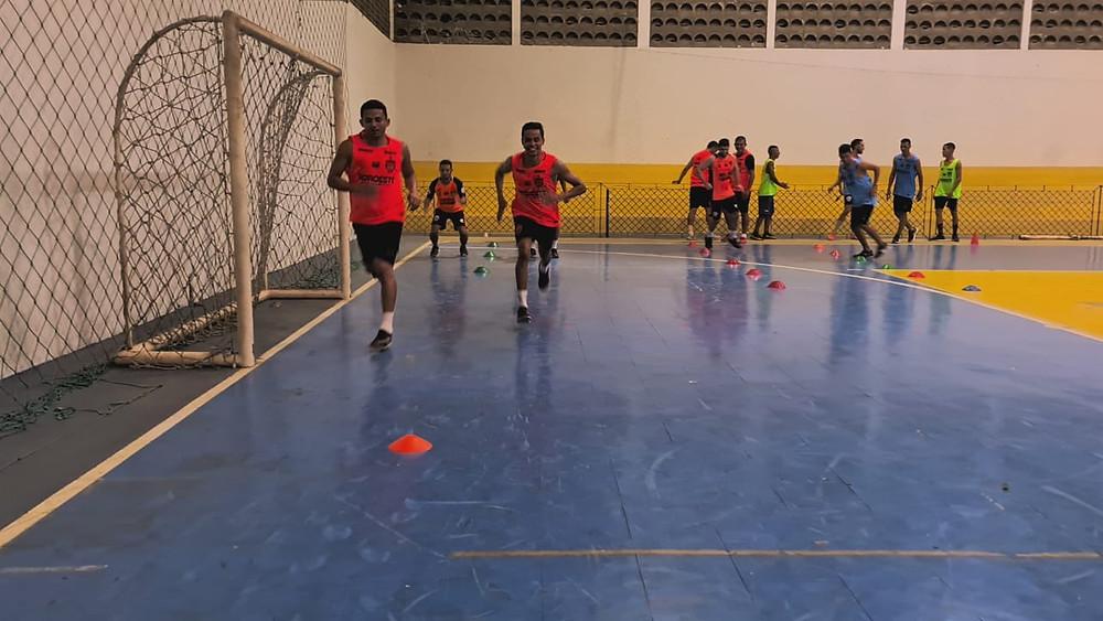 Crédito: Alberto Adalberto  - AABB enfrentará a equipe Lagarto (SE)