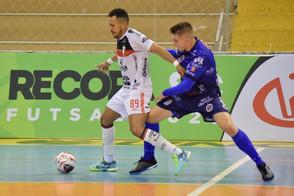 Joaçaba vence o Joinville no primeiro jogo da Recopa SC