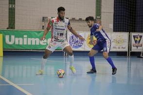 Cascavel Futsal vence a segunda no Campeonato Paranaense Sicredi Série Ouro