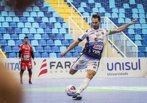 Coronavírus: Federação Catarinense de futsal adia eventos pelas próximos duas semanas