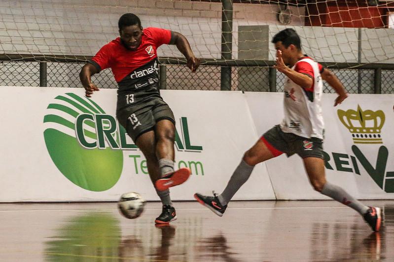 Crédito: Edson Castro - Clube se prepara para voltar às competições