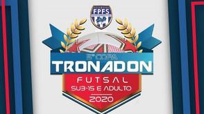 Inscrições da Copa Tronadon são prorrogadas até o dia 28/02