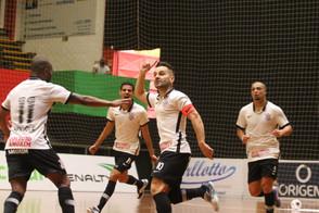 Corinthians vence o Atlântico nos pênaltis e vai à final da Supercopa Magnus de Futsal