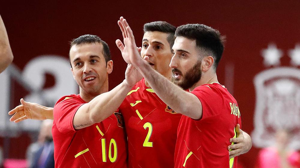 Crédito: RFEF - A Espanha quer reconquistar o título que perdeu em 2018