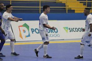 São José Futsal vence o Brutos pelo Campeonato Paulista