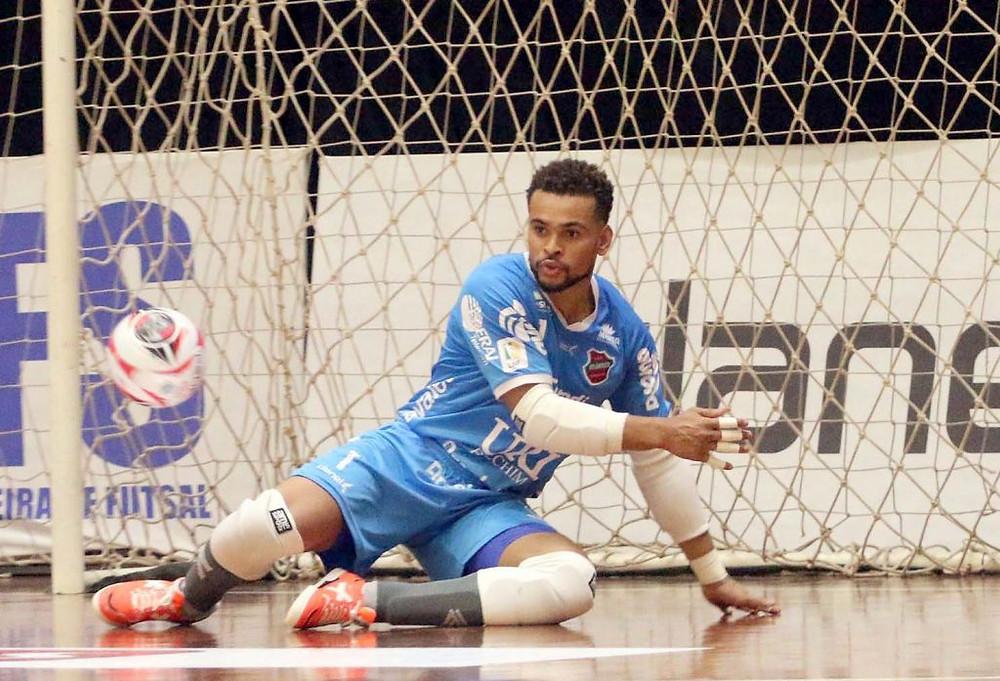 Crédito: Edson Castro - João Paulo segue no Atlântico para 2021.