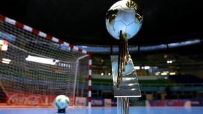 Três cidades confirmadas para sediar a Copa do Mundo de Futsal da FIFA Lituânia 2020