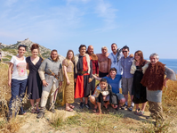 La série Draculi & Gandolfi en tournage à Marseille
