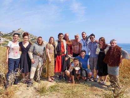 Le Studio Phocéen en tournage à Marseille