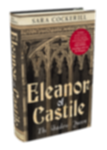 Eleanor of Castile cover