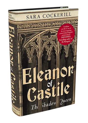 Eleanor of Castile cover