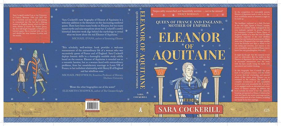 Eleanor of Aquitaine Full Cover (final).