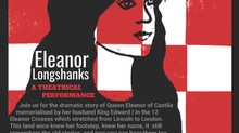 Coming soon:  Eleanor Longshanks - a storytelling tribute